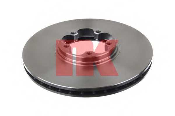 Тормозной диск NK 202544 - изображение 1