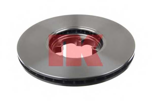 Тормозной диск NK 202544 - изображение