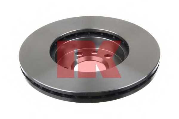 Тормозной диск NK 202545 - изображение 1