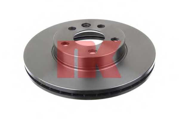 Тормозной диск NK 202545 - изображение