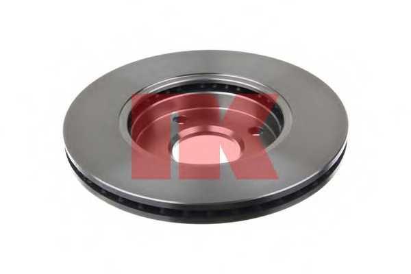 Тормозной диск NK 202549 - изображение