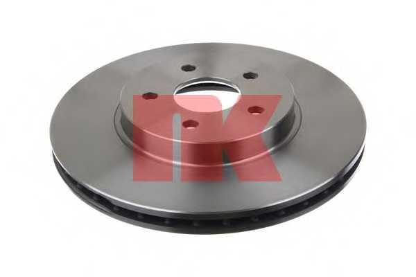 Тормозной диск NK 202550 - изображение 1