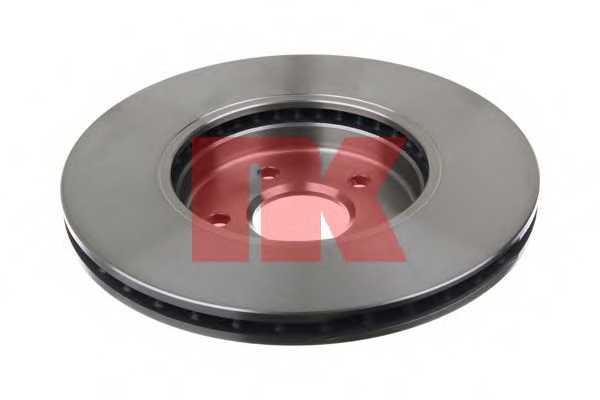 Тормозной диск NK 202550 - изображение