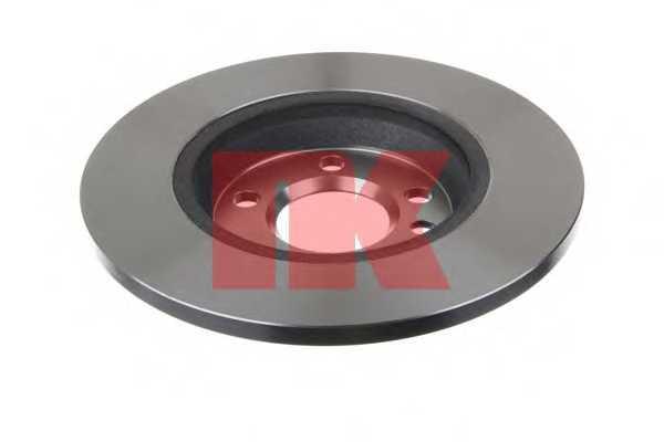 Тормозной диск NK 202552 - изображение 1