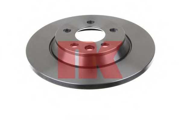 Тормозной диск NK 202552 - изображение