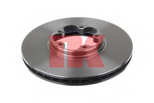 Тормозной диск NK 202554 - изображение 1