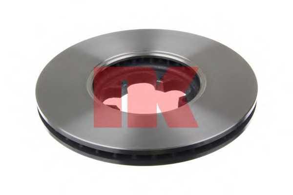 Тормозной диск NK 202554 - изображение
