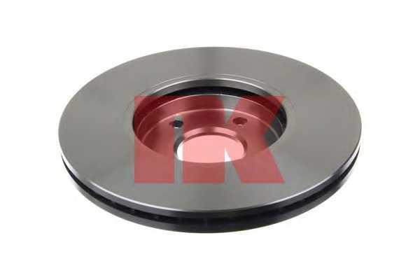 Тормозной диск NK 202555 - изображение 1