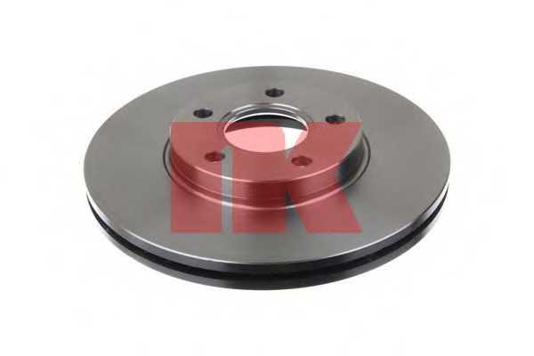 Тормозной диск NK 202555 - изображение