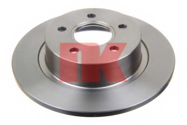 Тормозной диск NK 202564 - изображение 1