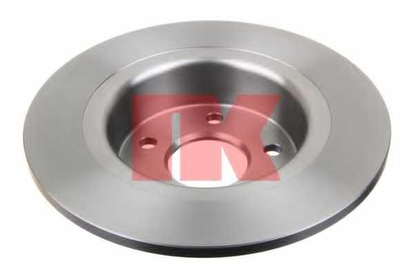 Тормозной диск NK 202564 - изображение