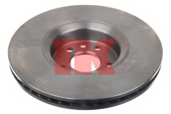 Тормозной диск NK 202570 - изображение 1
