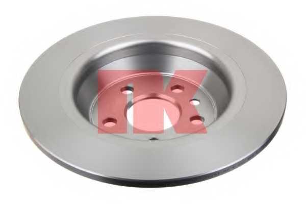 Тормозной диск NK 202571 - изображение 1