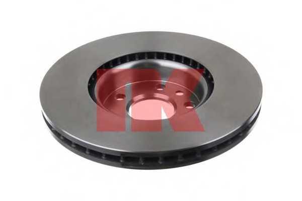 Тормозной диск NK 202573 - изображение 1
