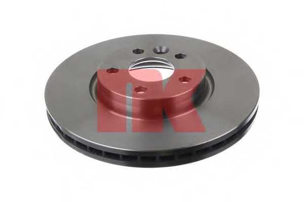 Тормозной диск NK 202573 - изображение