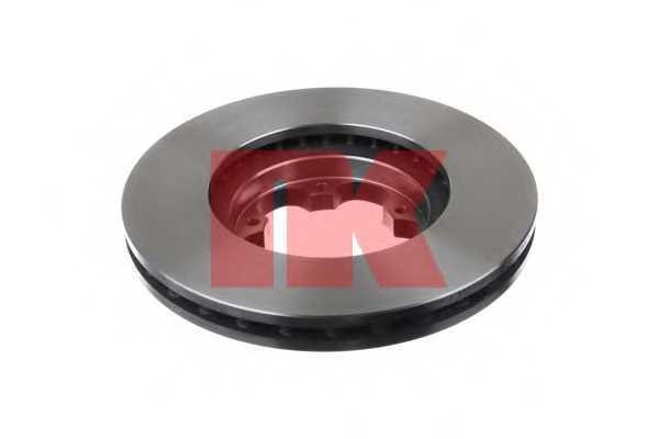 Тормозной диск NK 202575 - изображение 1