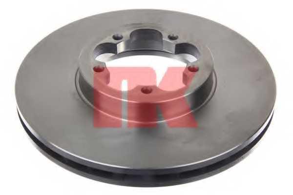Тормозной диск NK 202576 - изображение 1