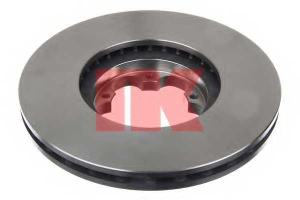 Тормозной диск NK 202576 - изображение