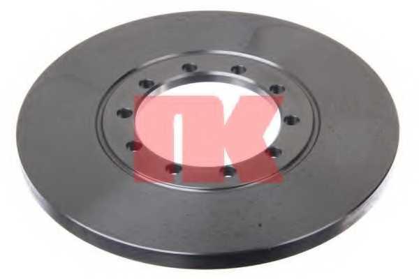 Тормозной диск NK 202577 - изображение
