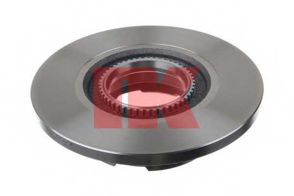 Тормозной диск NK 202579 - изображение