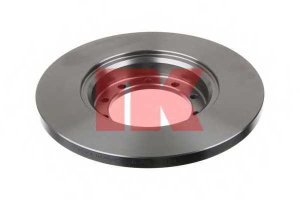 Тормозной диск NK 202586 - изображение 1