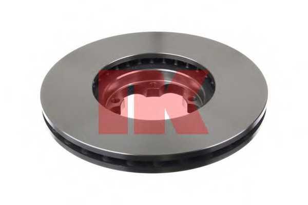 Тормозной диск NK 202587 - изображение