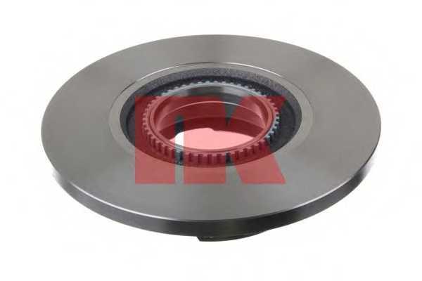 Тормозной диск NK 202590 - изображение 1