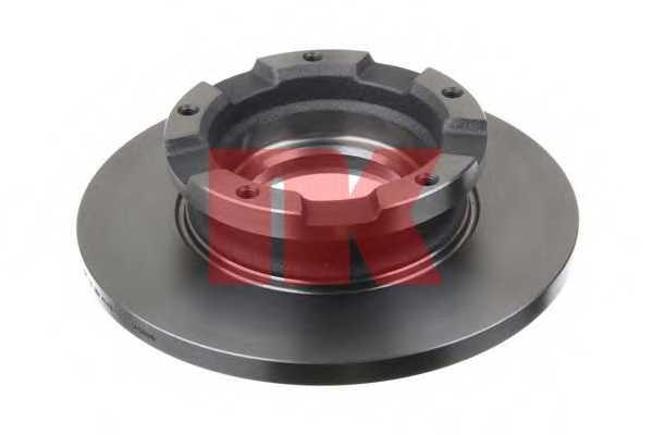 Тормозной диск NK 202590 - изображение