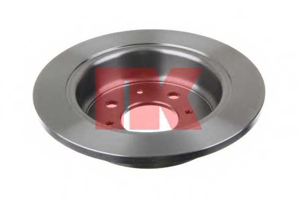 Тормозной диск NK 202613 - изображение 1