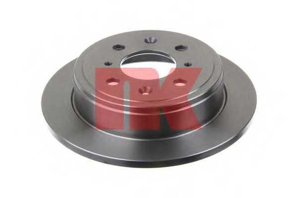 Тормозной диск NK 202613 - изображение