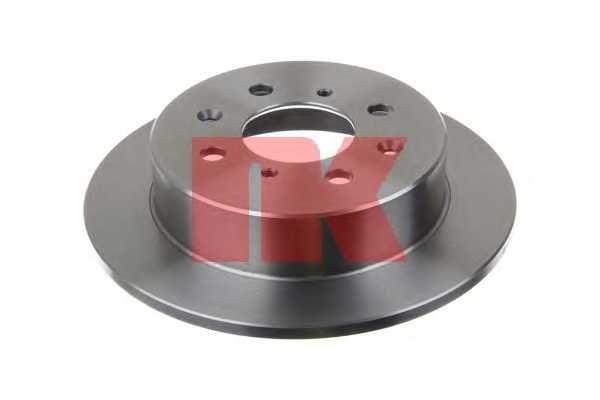 Тормозной диск NK 202621 - изображение