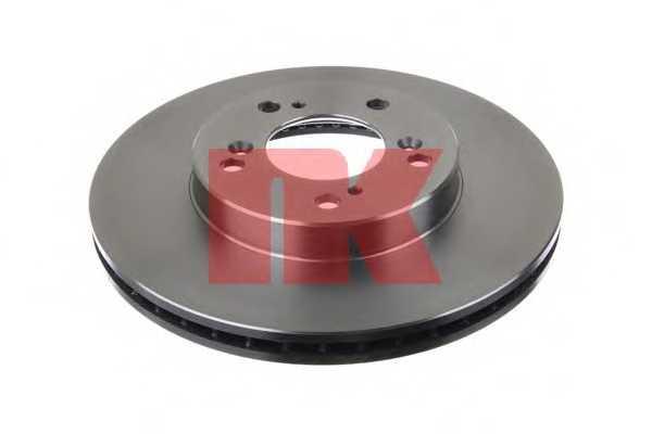 Тормозной диск NK 202622 - изображение 1