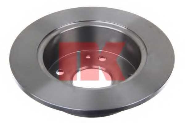 Тормозной диск NK 202623 - изображение 1