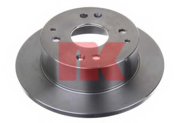 Тормозной диск NK 202623 - изображение