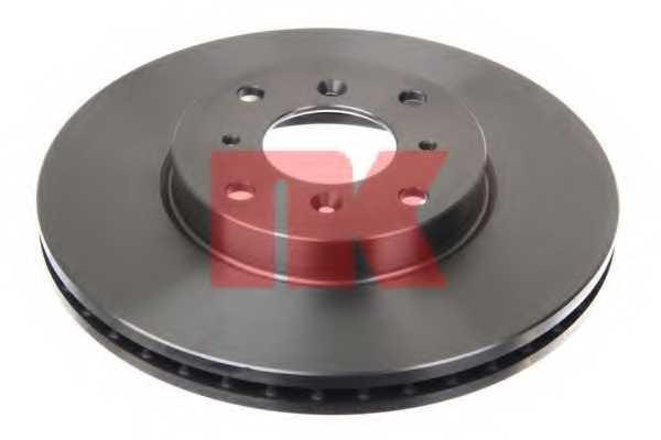 Тормозной диск NK 202625 - изображение