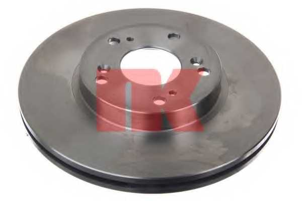 Тормозной диск NK 202626 - изображение