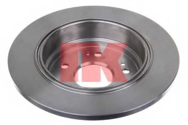 Тормозной диск NK 202627 - изображение 1