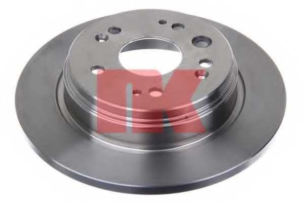 Тормозной диск NK 202627 - изображение