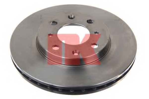 Тормозной диск NK 202628 - изображение