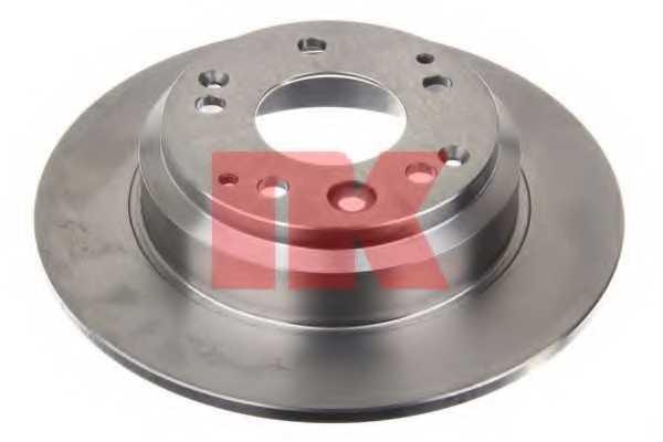 Тормозной диск NK 202631 - изображение
