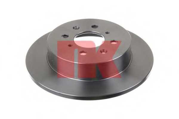 Тормозной диск NK 202633 - изображение