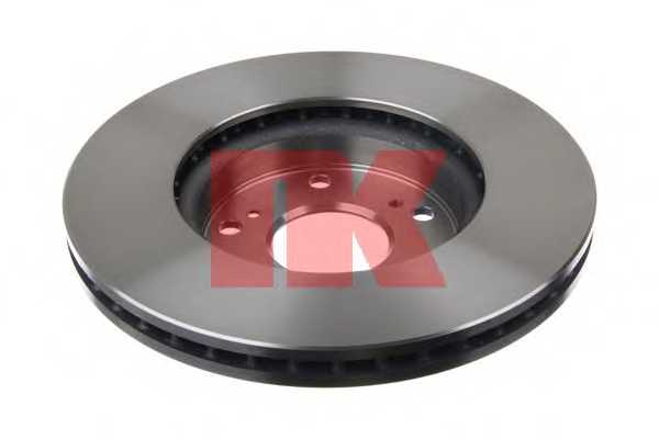Тормозной диск NK 202637 - изображение