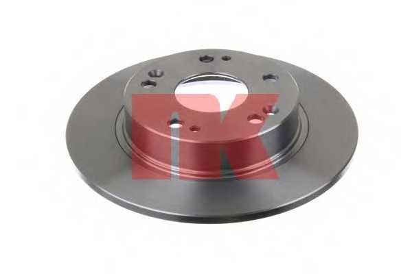 Тормозной диск NK 202641 - изображение