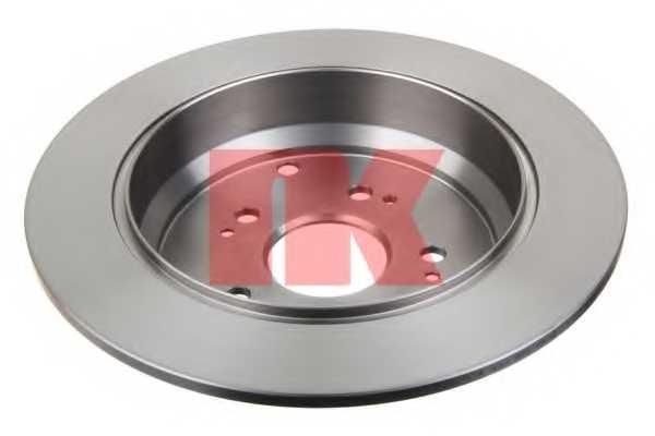 Тормозной диск NK 202642 - изображение