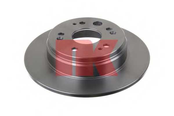 Тормозной диск NK 202644 - изображение