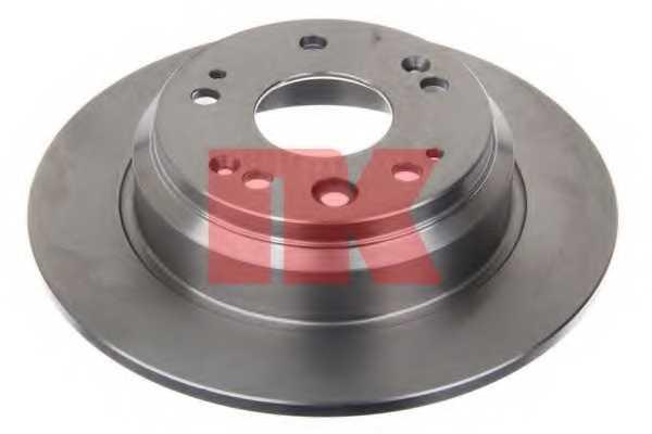 Тормозной диск NK 202645 - изображение 1