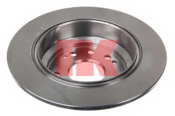 Тормозной диск NK 202645 - изображение