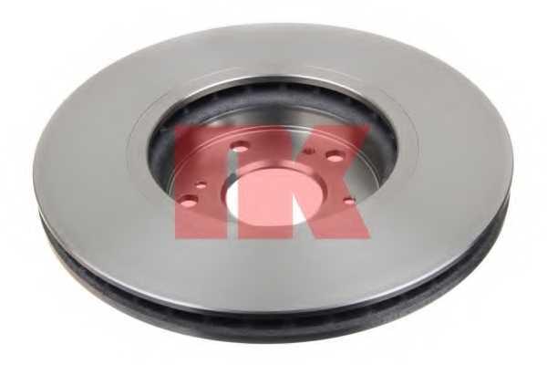 Тормозной диск NK 202646 - изображение 1
