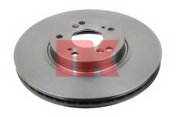 Тормозной диск NK 202646 - изображение