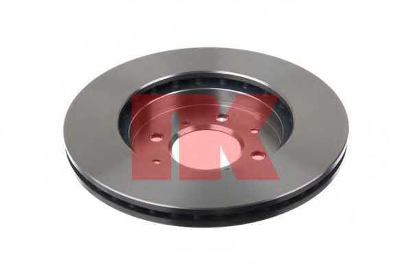 Тормозной диск NK 202647 - изображение